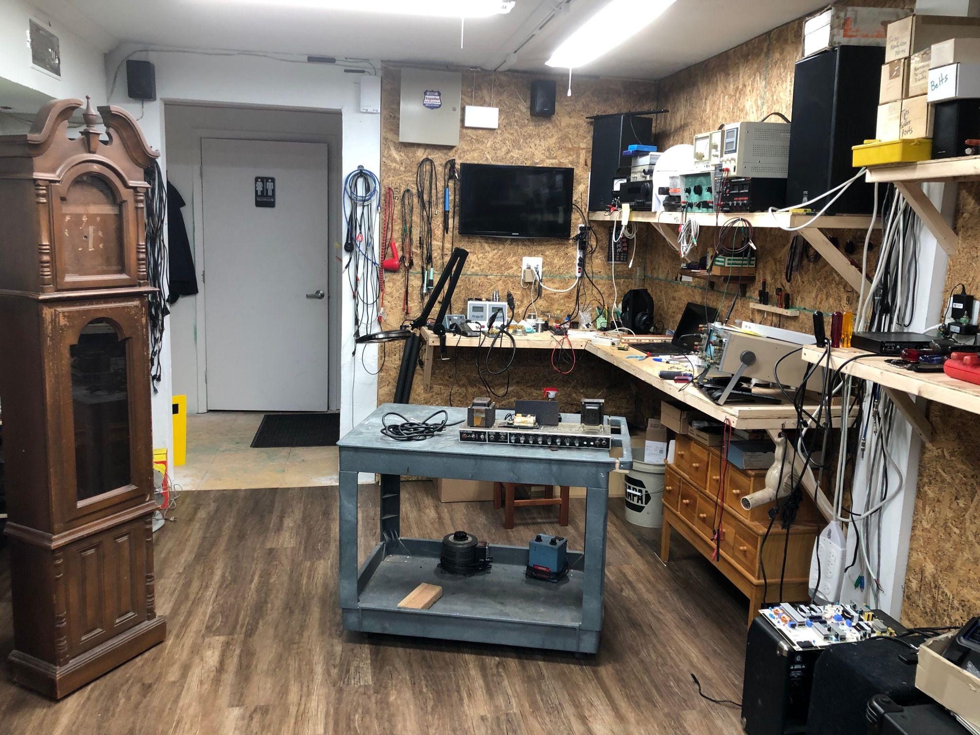 Nice Find Thriftique Inside Store